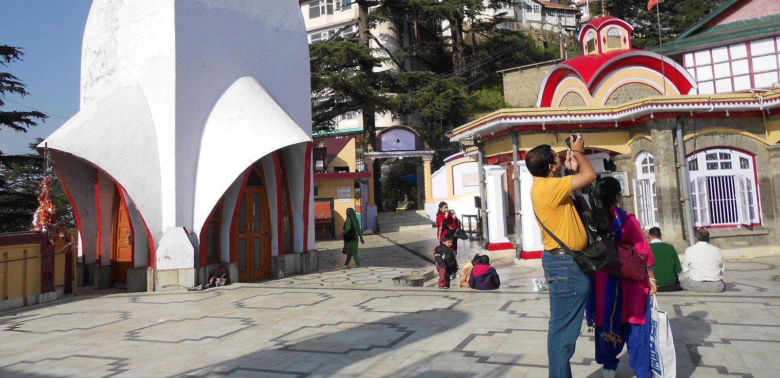 Kali Bari Temple Shimla
